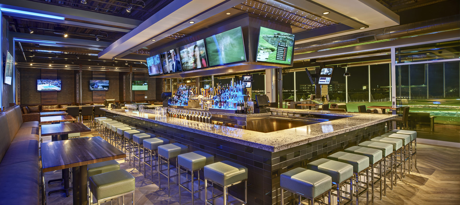 Take a Tour of TopGolf Austin