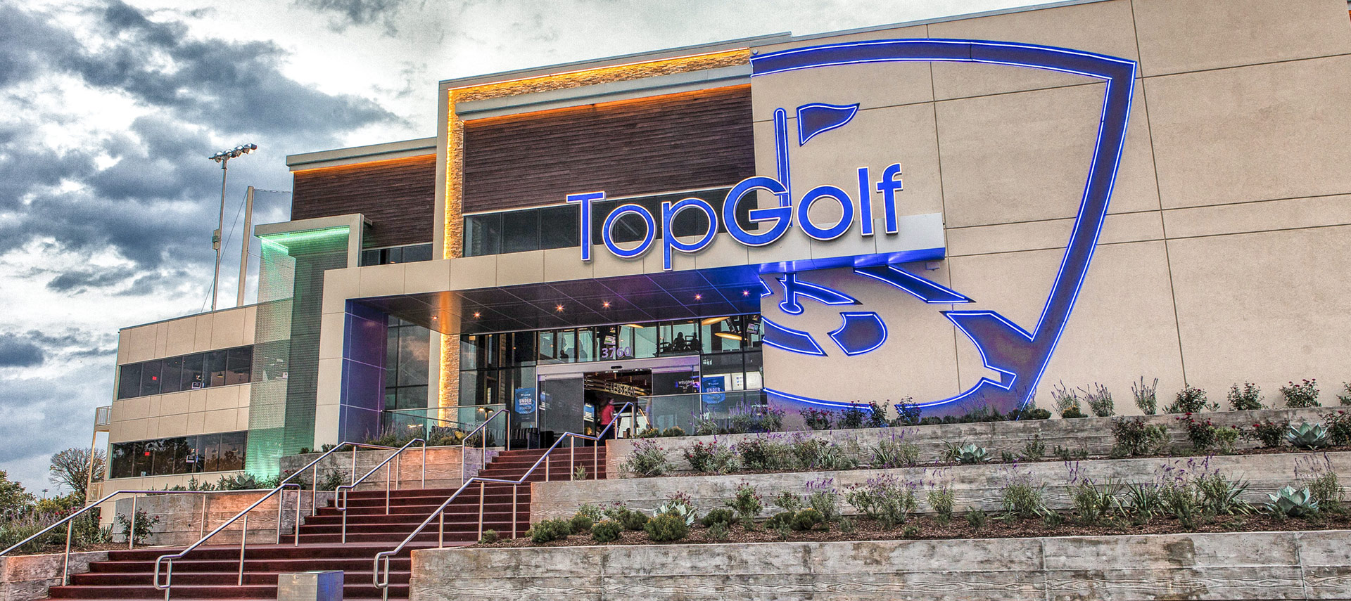 TopGolf The Colony Celebrates Grand Opening